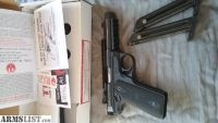 For Sale: Ruger 22/45 tactical