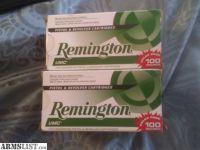 For Sale: Remington 9-mm luger, 115 gr. JHP