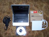 $165,  Dell Inspiron 910 Mini Laptop with DVDCD USB Drive, Wireless Mouse