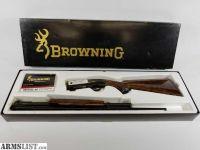 For Sale: Browning Arms Co. Model 42 .410 gauge Shotgun in original box