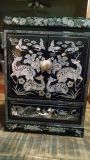 Mother of Pearl Musical Jewelry Case