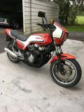 1983 CB1100F Honda Motorcycle