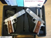 For Sale/Trade: Springfield Armory Stainless 1911 Loaded Target X2