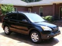() Honda CRV Lady-owned clean title no smokers no accidents