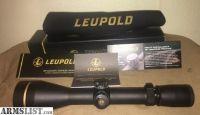 For Sale: Leupold VX-3i 4.5-14x50