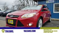 2012 Ford Focus SEL Hatchback 4D