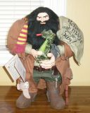VERY RARE Harry Potter's Hagrid figure