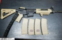 For Sale/Trade: S&W M&P 15 MOE Magpul AR FDE 5.56