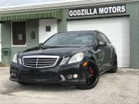 2010 Mercedes-Benz E-Class E 550 Sport 4dr Sedan