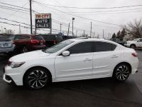 2016 Acura ILX w/Premium w/A SPEC 4dr Sedan and A Package