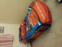 Lightning McQueen Bed/ Car Bed