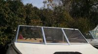 Find COMPLETE WINDSHIELD FROM A 1986 SEA SWIRL SIERRA CUDDY BOAT PARTING OUT BOAT motorcycle in Faribault, Minnesota, United States, for US $299.99