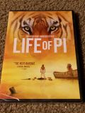 Never opened Life of Pi dvd
