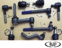 Buy Dodge RAM 2500 DIESEL 2WD with (7500 GVW only) Ball Joints Tie Rods Pitman Idler motorcycle in Hialeah, Florida, United States, for US $118.90