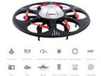UDI R/C Predator I WIFI U845 Quadcopter with Camera Drone