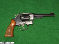 For Sale: Smith & Wesson Model 1950 45 Caliber Revolver