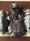 All-Star Catchers set with Mizuno travel bag