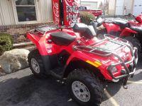 2008 Can-Am Outlander XT 400 H.O. EFI Utility ATVs Zulu, IN