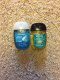 Set of 2 Bath and Body Works hand sanitizers. Brand new! Tagged $1.75 each