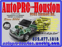 A/C | Heater | Transmission | Engine Repair