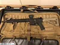 For Sale: BCM AR15 14.5 in barrel, mid-length w/ KMR