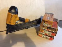 "Framing Nailer - Bostitch F33PT 3-1/2"" 33deg Paper Collated and Nails"