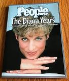 People Weekly The Diana Years Commemorative Edition Princess of Wales Book