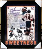 WALTER PAYTON AUTOGRAPHED 16X20 CHICAGO BEARS PHOTO