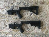 For Sale: AR Lowers