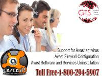 Avast Antivirus Support Toll Free 1-800-294-5907