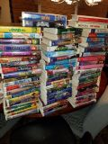 Disney Classic 67 VHS Tapes
