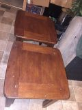 End tables and coffee table set