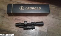 For Sale: Leupold Mark AR 1.5 - 4x
