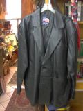 $125, New XL Mens Leather Sport Coat