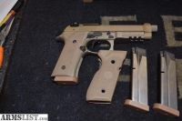 For Sale: Beretta M9A3 9mm FDE with 2Mags
