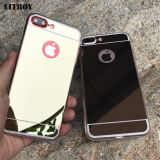 Stylish mirror cover for iPhone