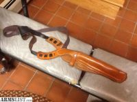For Sale: Triple K shoulder holster