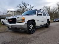 2002 gmc yukon 3 row seats for sale or tradefor truck