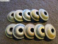 OG Generator Pulley Washer, Bell or Thrust Washer