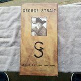 """George Straight """"Straight out of the box"""""""