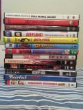 AMAZING LOT OF 11 DVD MOVIES ACTION COMEDY ANIMATION HORROR DRAMA