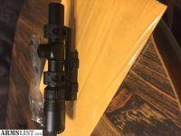 For Trade: Vortex 1-4 in American defense mount