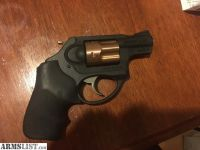 For Sale/Trade: Ruger LCRX 38 special +p