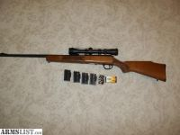 For Sale: Marlin 25mn rifle 22 mag