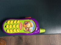 Playskool Toy Cell Phone- $2