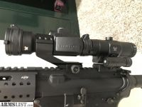 For Sale/Trade: Vortex strike fire II/ 3x magnifier