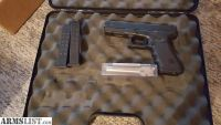 For Sale: Excellent condition Glock 22 with Lonewolf 9mm conversion barrel 4 mags