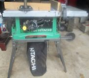 Hitachi Portable Table Saw C10FR