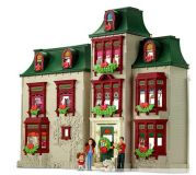 Loving Family Home for the Holidays Dollhouse