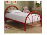 twin bed w/ mattress